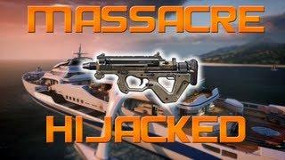 Black Ops 2 - Massacre à la PDW-57 sur Hijacked