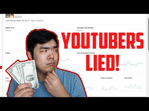 How Much Money Does My Small 9,000 Subscriber YouTube Channel Make?