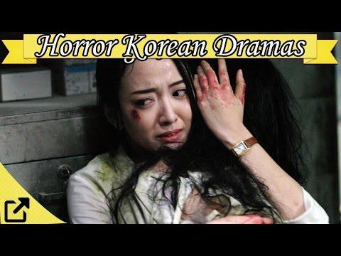 Top 10 Horror Korean Dramas 2015 (All the Time)