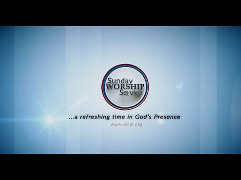 The Glorious Privilege Of Walking With God    Sunday Worship Service (May 9, 2021)