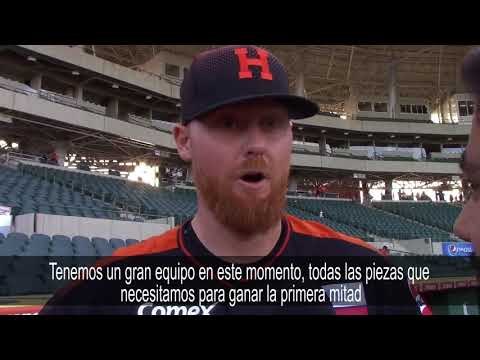 Entrevista Barry Enright