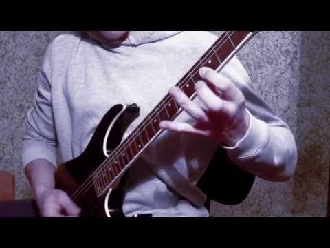 Buckethead - Big Sur Moon (electric guitar cover) Colma album