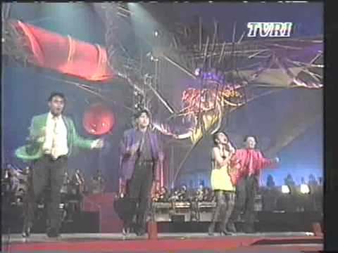 Ruth Sahanaya & Trio Libels  Tokyo Music Festival 1992