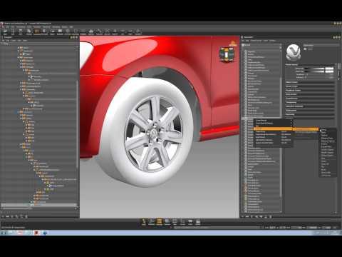 Webinar: Autodesk 'Seamless data preparation pipeline in VRED Professional'