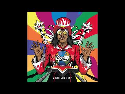 Bootsy Collins     Candy Coated Lover