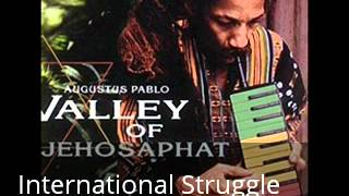 Augustus Pablo - Valley of Jehosaphat [full album]