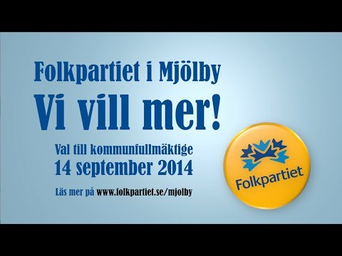 Folkpartiet i Mjölby - Vi vill mer!