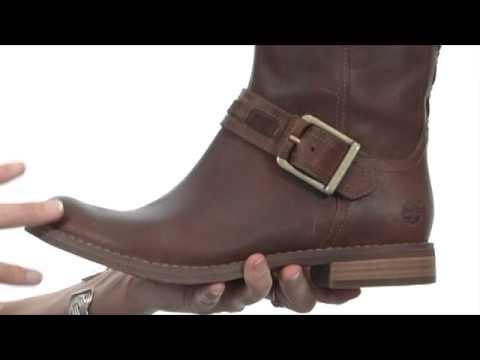 a62a02afe0a5 Timberland Earthkeepers Savin Hill Tall Boot SKU  8158726 - YouTube
