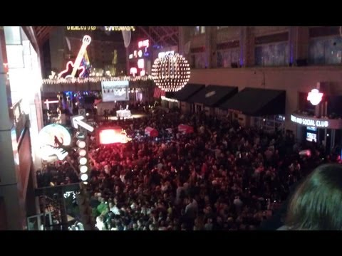 New years eve at 4th Street Live