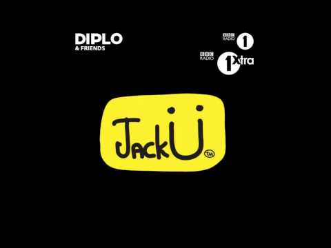 Jack Ü - Diplo & Friends Mix