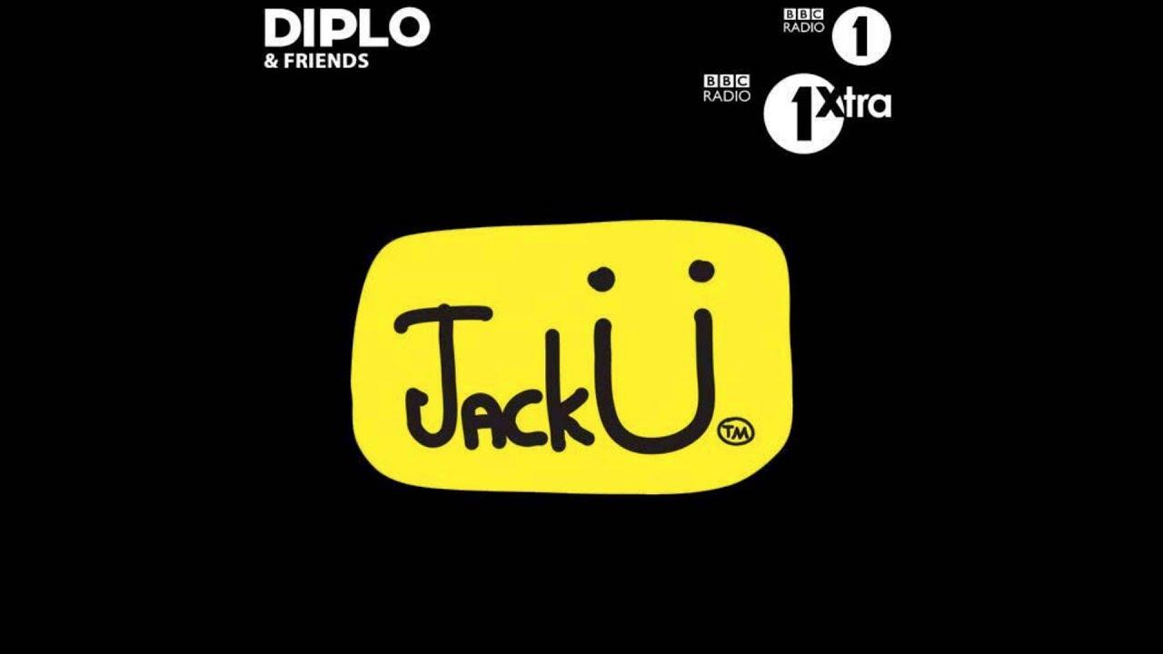 jack Ü diplo friends mix youtube