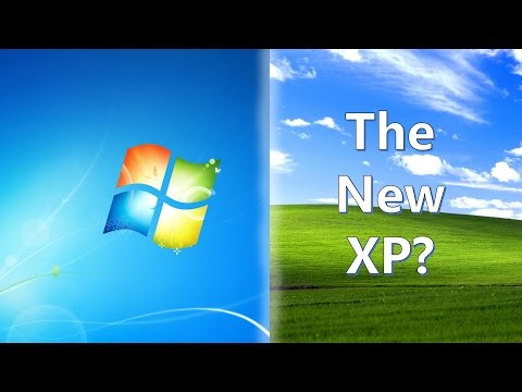 Is Windows 7 the New XP?