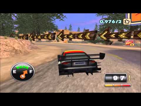 Cars Mater-National Championship Otto Gameplay HD
