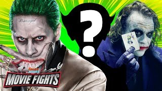 Who Should Play The Joker? - MOVIE FIGHTS! thumbnail