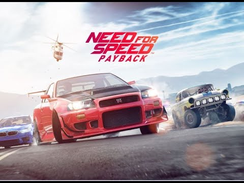 EA's new Need for Speed: Payback looks very fast and fairly furious