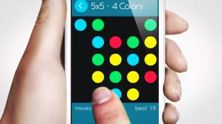 Trios: A Match-3 Brain Teaser - for iOS and Android