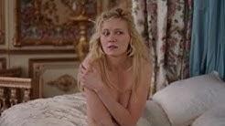 Kirsten Dunst funny nude scene Marie Antoinette