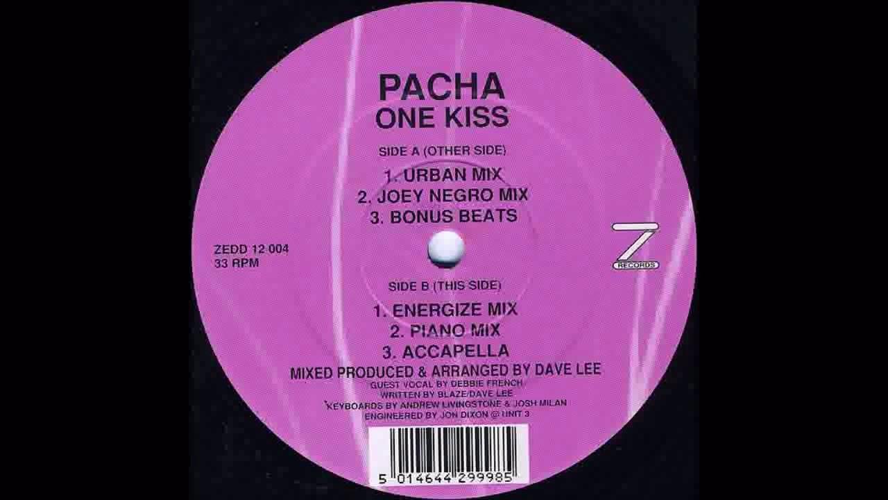 (1991) Pacha - One Kiss [Urban Mix]