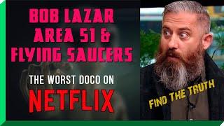 Bob Lazar: Area 51, Flying Saucers & Joe Rogan - Where is the Truth?