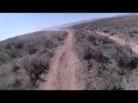 Idaho Hare & Hound 2014 Finish