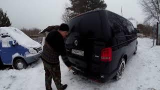 видео Мои впечатления об автомобиле Volkswagen Transporter
