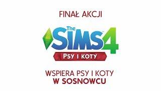The Sims 4 wspiera Psy i koty - relacja z wizyty #TeamAdriannaSkon
