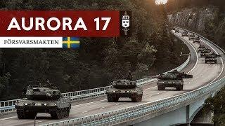 Video AURORA 17 Sweden & allies ready to protect North download MP3, 3GP, MP4, WEBM, AVI, FLV November 2017