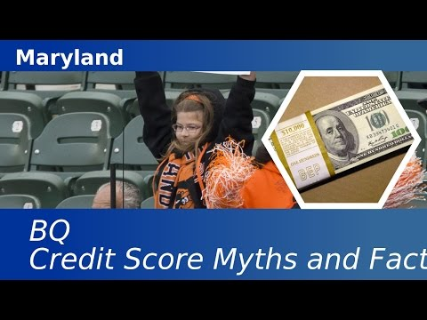 Find Out More About/Consumer Credit Repair/Maryland/Demystifying Credit Scores