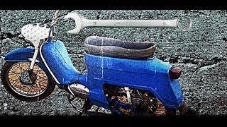 Oprava pincka, Dílec # 2 | lakování | Moto Garage |