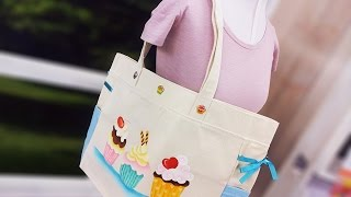 Daisy Bilá – Ecobag Cupcakes