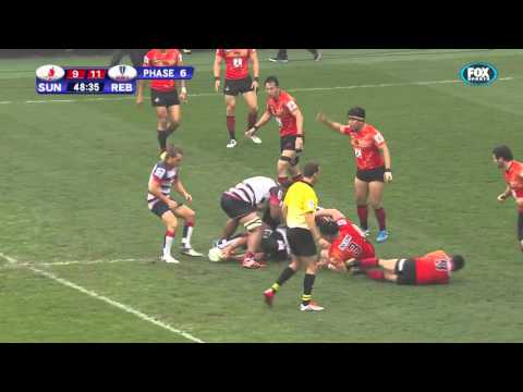 Super Rugby: Sunwolves V Rebels (Round 4)