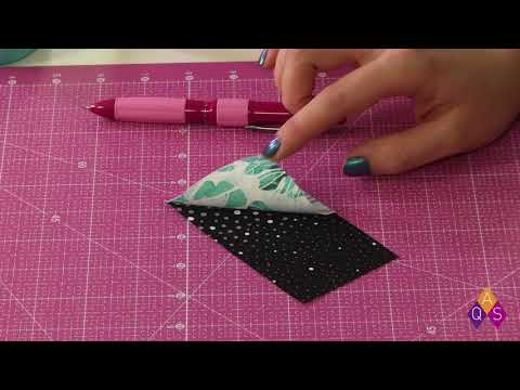 How to Make Units Using Rectangles & Squares - uquilt with Emily
