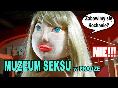SEKSUALNE MUZEUM w Pradze czyli dziwne hobby różnych ludzi