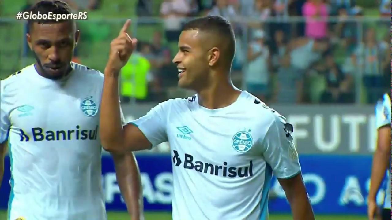 Atlético MG 1x4 Grêmio - Brasileiro 2019