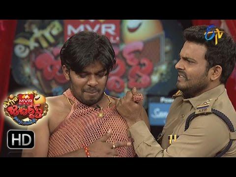 Sudigaali Sudheer Performance | Extra Jabardsth | 17th March 2017 | ETV  Telugu