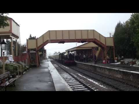 Gloucestershire Warwickshire Railway - Toddington Station