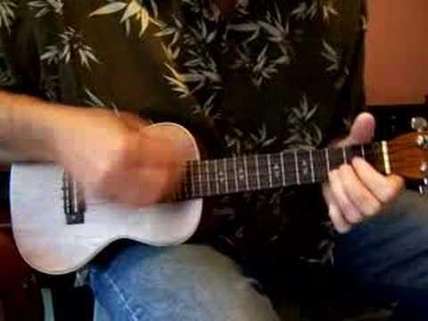 Ukulele Lesson I Like You By Sol Hoopii Youtube