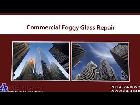 Broken Shower Door Repair at Tysons Corner VA   American Window Glass Repair