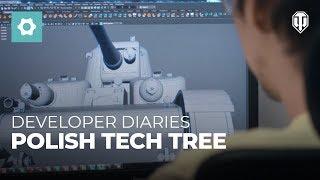 Developer Diaries: Polish Tech Tree - Part 1