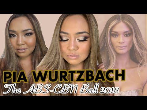 GINAYA KO ANG MAKEUP NI PIA WURTZBACH SA ABS-CBN BALL 2018..