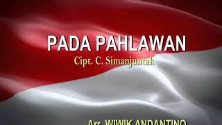 INSTRUMEN PADA PAHLAWAN