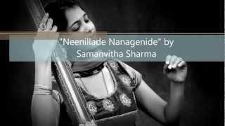 Bhavageethe Neenillade Nanagenide by Samanvitha Sharma
