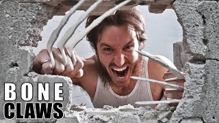 Download Wolverine Bone Claws VS CONCRETE! Mp3 and Videos