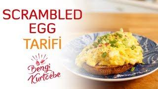 Scrambled Eggs | Çırpılmış Yumurta Tarifi