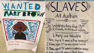 Parents Outraged After Mock Slavery Auction Is Held at Elementary School