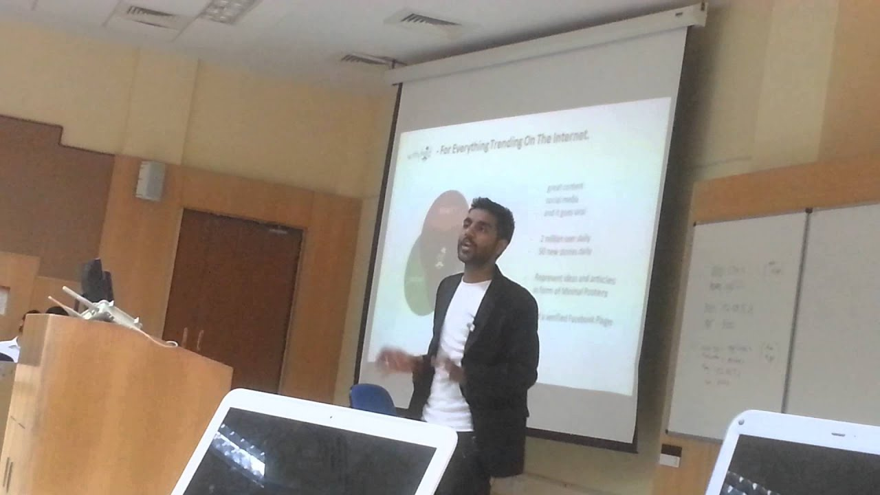 Iim ahemdabad sanjoli kedia presentation on effective.