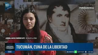 Tucumán, cuna de la libertad