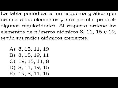 Tabla periodica radio atomico problema resuelto examen quimica tabla periodica radio atomico problema resuelto examen quimica uni 2016 urtaz Gallery