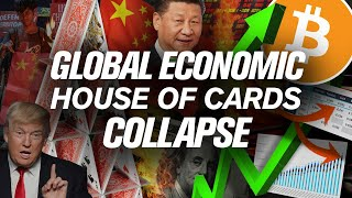 #1 Reason to Buy BITCOIN!? House of Cards to Collapse!