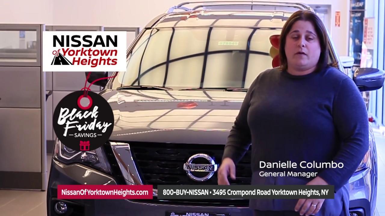 Nissan of Yorktown Heights Black Friday 2017 - YouTube